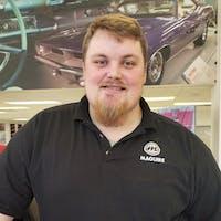 Jake Beeman at Maguire Dodge Chrysler Jeep Ram Fiat - Service Center