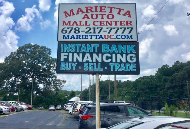 Marietta Auto Mall Center, Marietta, GA, 30060