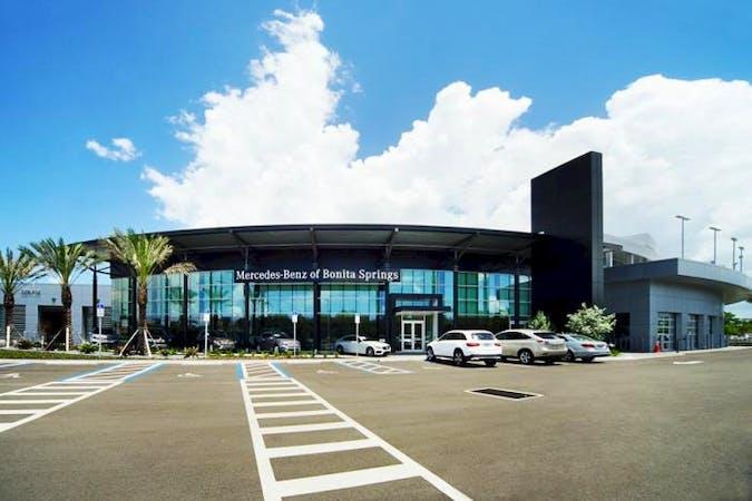 Mercedes-Benz of Bonita Springs, Bonita Springs, FL, 34110