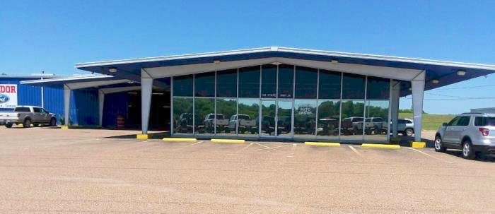 Ford Family Auto, Commerce, TX, 75428