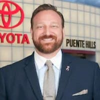 Greg Kern at Puente Hills Toyota