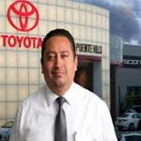 David Cervantes at Puente Hills Toyota