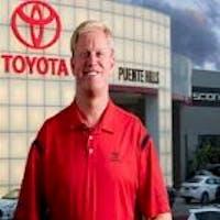 Rob Huntington at Puente Hills Toyota  - Service Center