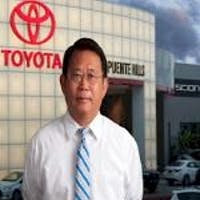 David Pang at Puente Hills Toyota