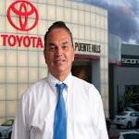 Ron Landin at Puente Hills Toyota