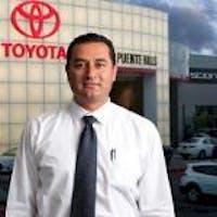 Octavio Murillo at Puente Hills Toyota