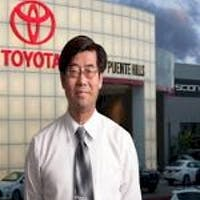 Jason Hu at Puente Hills Toyota