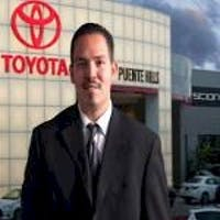 Mike Luna at Puente Hills Toyota