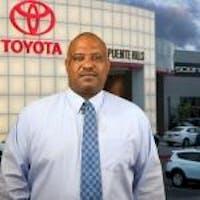 Derrick Bates at Puente Hills Toyota