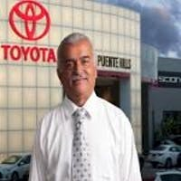 Ike Padri at Puente Hills Toyota