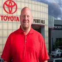 Tom Anderson at Puente Hills Toyota  - Service Center