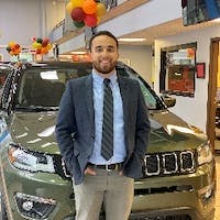 Louis Rios at Milford Chrysler Dodge Jeep RAM