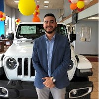 Jonathan  Portugal at Milford Chrysler Dodge Jeep RAM