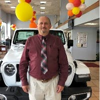 Sorrin  Roberts at Milford Chrysler Dodge Jeep RAM