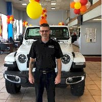 Dylan  Dunn at Milford Chrysler Dodge Jeep RAM - Service Center