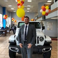Adam Altvater  at Milford Chrysler Dodge Jeep RAM