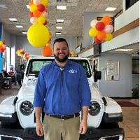 Kyle DiLorenzo at Milford Chrysler Dodge Jeep RAM
