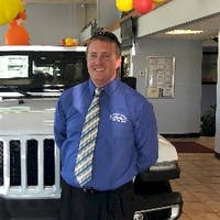 Andrew May at Milford Chrysler Dodge Jeep RAM