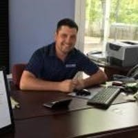 Dave Kvadus at Moore's Automotive CT