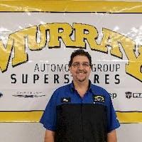 Mike Stravato at Murray Chrysler Dodge Jeep RAM