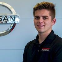 Adam Gonzalez at Nissan of Wichita Falls