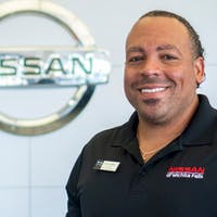 Brian  Collier at Nissan of Wichita Falls