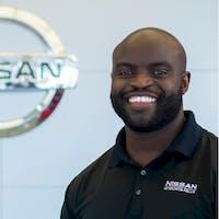 Mutandwa Machemedze at Nissan of Wichita Falls