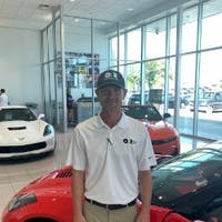 Terry Moreland at Orr Chevrolet Cadillac