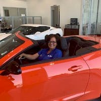Susan Brown at Orr Chevrolet Cadillac