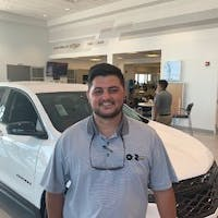 Austin Gregory at Orr Chevrolet Cadillac