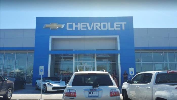 Orr Chevrolet Cadillac, Fort Smith, AR, 72908