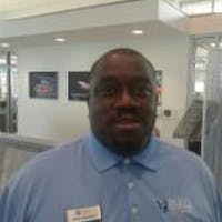 Albert Saunders at Parks Chevrolet Kernersville