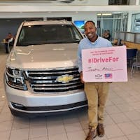 Rapheal Little at Parks Chevrolet Kernersville