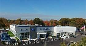 Quality Subaru, Wallingford, CT, 06492