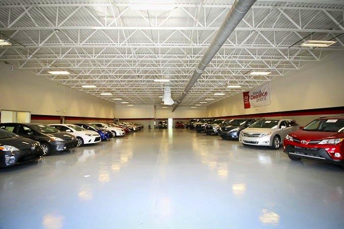Heritage Toyota Owings Mills, Owings Mills, MD, 21117