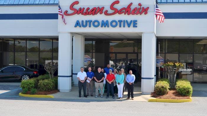 Susan Schein Automotive, Pelham, AL, 35124