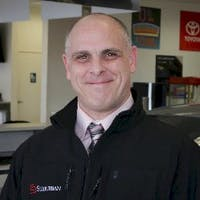 Todd Weiss at Suburban Toyota of Farmington Hills