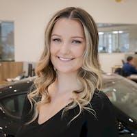 Olivia Wheelock at Suburban Toyota of Farmington Hills