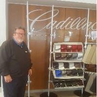 Cliff Birley at Shields Auto Mart