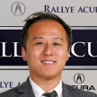 Xiang Chen at Rallye Acura