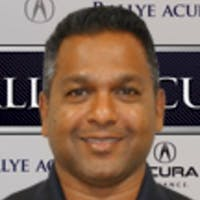 Kenny Persaud at Rallye Acura