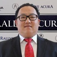 Danny Park at Rallye Acura