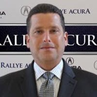 Anthony  Pergolizzi at Rallye Acura