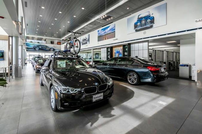 Schomp BMW, Highlands Ranch, CO, 80129