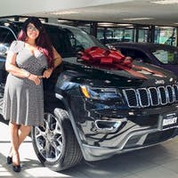 Mabel Peralta at Ramsey Chrysler Jeep Dodge