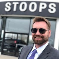 Brett Estes at Stoops Automotive Group