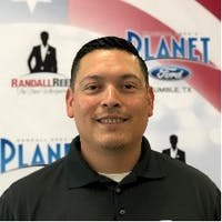 Nathan Zuniga at Randall Reed's Planet Ford