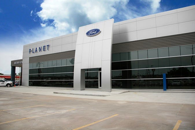 Planet Ford Humble Tx >> Randall Reed's Planet Ford - Ford, Service Center