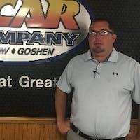 Joel Zehner at The Car Company Suzuki