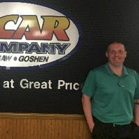 Jack Bacook at The Car Company